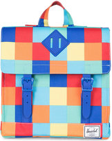 Herschel Survey square-print satchel backpack