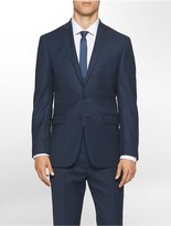 Calvin Klein Body Slim Fit Navy Suit Jacket