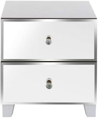 Bellagio2 Drawer Bedside Cabinet