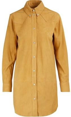Etoile Isabel Marant Senna goat leather dress