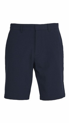 Theory Men's Patterned Short Curtis P F S