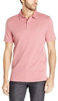 Vince Camuto Men's Slim Fit Heathered Polo