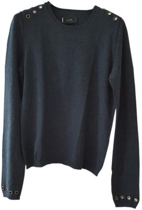 Zadig & Voltaire Green Wool Knitwear for Women