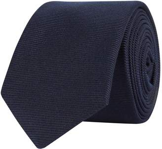Bottega Veneta Stripe Silk Tie