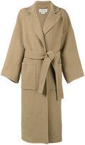Loewe oversized long sleeve coat