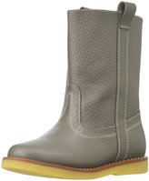 Elephantito Western Boot (Tod/Yth) - Grey-8 Toddler