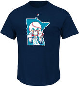 Majestic Men's Minnesota Twins Cooperstown Legacy T-Shirt