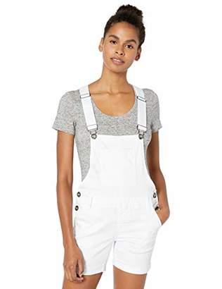 Cover Girl Juniors Cute Denim Overall Shorts Slim fit Bib Strap Sexy