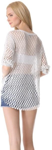 Generation Love Juliet Open Knit Sweater