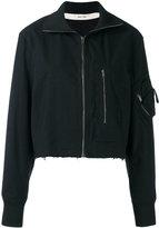Damir Doma Jaia cropped jacket - women - Cotton/Polyamide/Spandex/Elastane - S