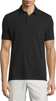 Orlebar Brown Short-Sleeve Polo Shirt, Black