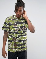 Billionaire Boys Club T-Shirt With All Over Camo Print
