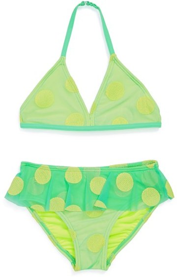 Hula Star Two-Piece Swimsuit (Little Girls)