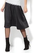 New York & Co. Pleated Full Skirt