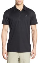 adidas Men's Regular Fit Climalite Polo