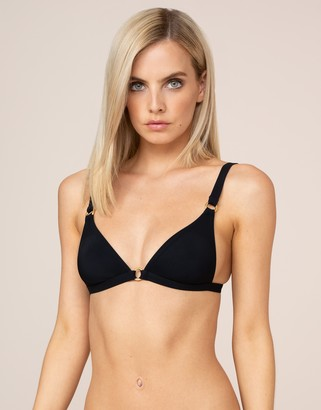 Agent Provocateur Malisa Soft Cup Moulded Bikini Top