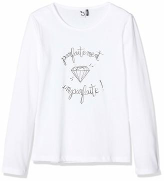 3 Pommes Girl's 3p10994 Tee Shirt Star T