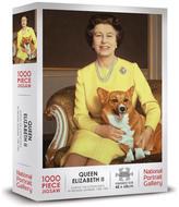 Queen Elizabeth 1000 Piece Jigsaw