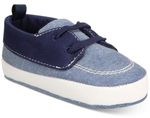 First Impressions Baby Boys Boat Shoes, Created for Macy's