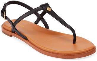 Cole Haan Flora Leather Thong Strap Sandals