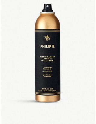 Philip B Russian Amber Imperial Insta-Thick hair thickening spray 260ml