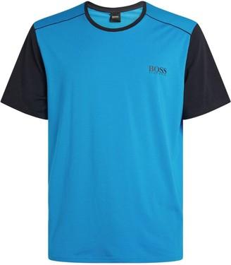 HUGO BOSS Colour-Block Lounge T-Shirt