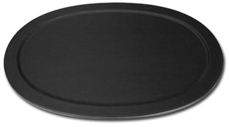 ING Dacasso Classic Black Leather Servindia Tray