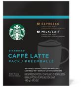 Starbucks VerismoTM 16-Count Caffe Latte Pods