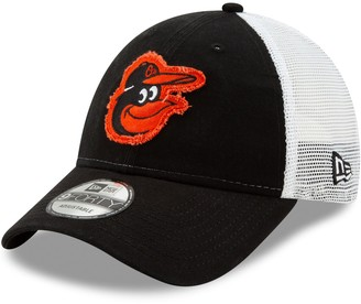 New Era Adult Baltimore Orioles Team Truckered 9FORTY Baseball Cap