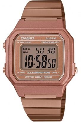 Casio Vintage Alarm Chronograph Watch B650WC-5AEF