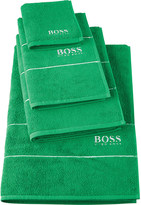 HUGO BOSS Plain egyptian cotton towel