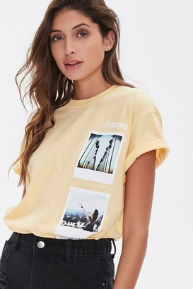 Forever 21 Polaroid Graphic Tee