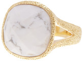 Ariella Collection Simple Stone Ring - Size 7