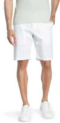 Ben Sherman Geometric Dot Chino Shorts