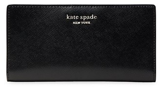 Kate Spade Spencer Leather Slim Bifold Wallet