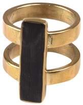 Soko Women's Horn Bar Ring - Size O