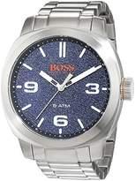 HUGO BOSS BOSS Orange Men's Quartz Stainless Steel Casual Watch