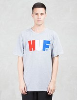 HUF Refreshment S/S T-Shirt