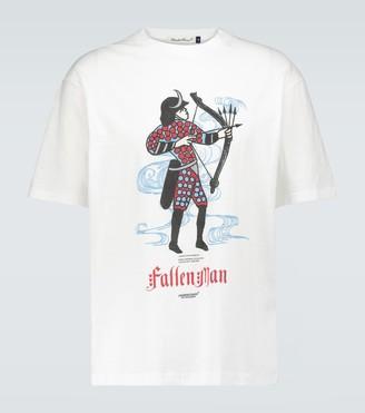 Undercover Samurai printed T-shirt