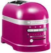 KitchenAid Artisan 2 Slot Toaster, Raspberry Ice