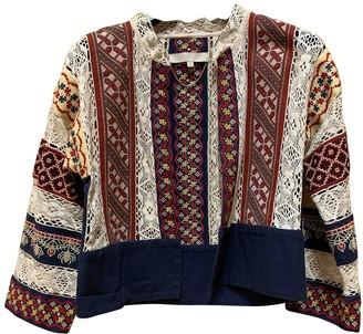 Vanessa Bruno Multicolour Cotton Jacket for Women