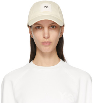 Y-3 Off-White Square Label Cap