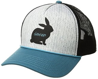 Prana Women's Journeyman Trucker (Snow Bunny) Baseball Caps