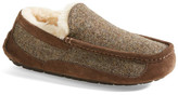 UGG Ascot UGGpure(TM) Tweed Slipper