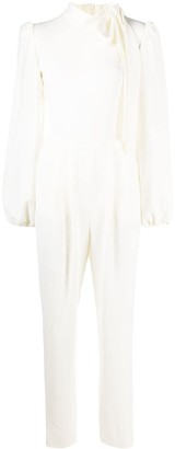 P.A.R.O.S.H. Pirate puff sleeves jumpsuit