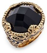 Saks Fifth Avenue Studded Ring- 1in