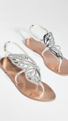 Sophia Webster Butterfly Flat Sandals