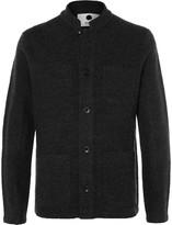 Nn07 - Grey Oswald Slim-fit Wool Blazer