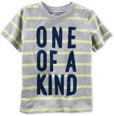 Carter's Graphic-Print Cotton T-Shirt, Toddler Boys (2T-4T)