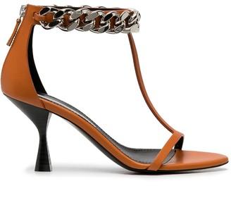 Stella McCartney Falabella T-bar sandals
